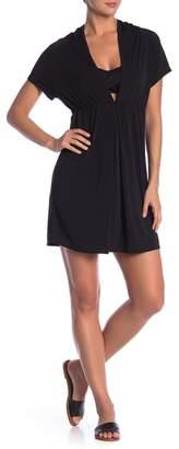 Jordan Taylor V-Neck Empire Dress