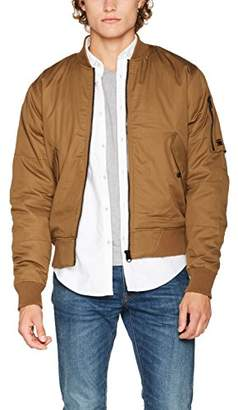 G Star Men's Rackam Twill Bomber Jacket,X-Large