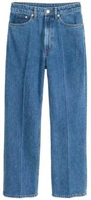 H&M Kickflare High Ankle Jeans