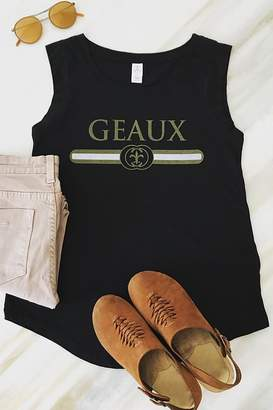 Alternative Apparel Geaux Black & Gold