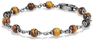 David Yurman Spiritual Beads Rosary Bracelet in Tiger's Eye