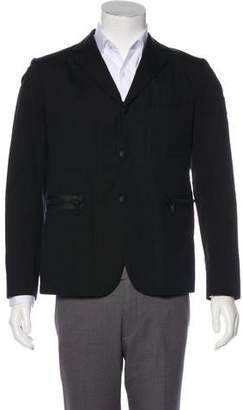 Moncler Notch-Lapel Sport Coat