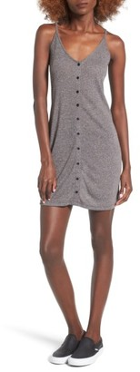 Women's Obey Barbados Rib Knit Dress $53 thestylecure.com