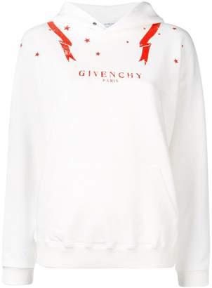Givenchy Gemini printed hoodie