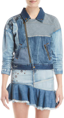 Desigual Emi Denim Jacket