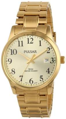 Pulsar Men's PS9032 Classic Expansion Watch