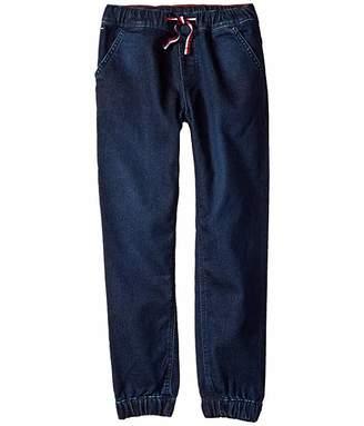 252b1092 Tommy Hilfiger Adaptive Banks Slim Straight Knit Jeans in Jonah Wash  (Toddler/Little Kids