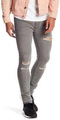 Soul Star Deo Distressed Skinny Jeans