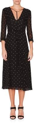 Temperley London Twinkle Midi Dress