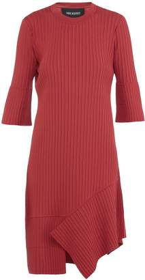 Neil Barrett Ribbed Dress