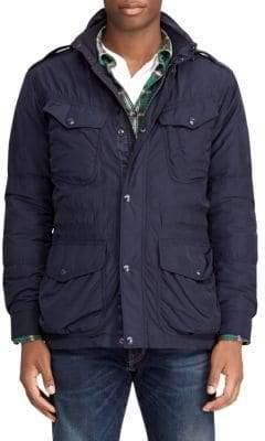 Polo Ralph Lauren Down Fill Battle Jacket