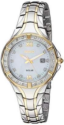 Seiko ' Ladies' Dress Sport' Quartz Stainless Steel Watch
