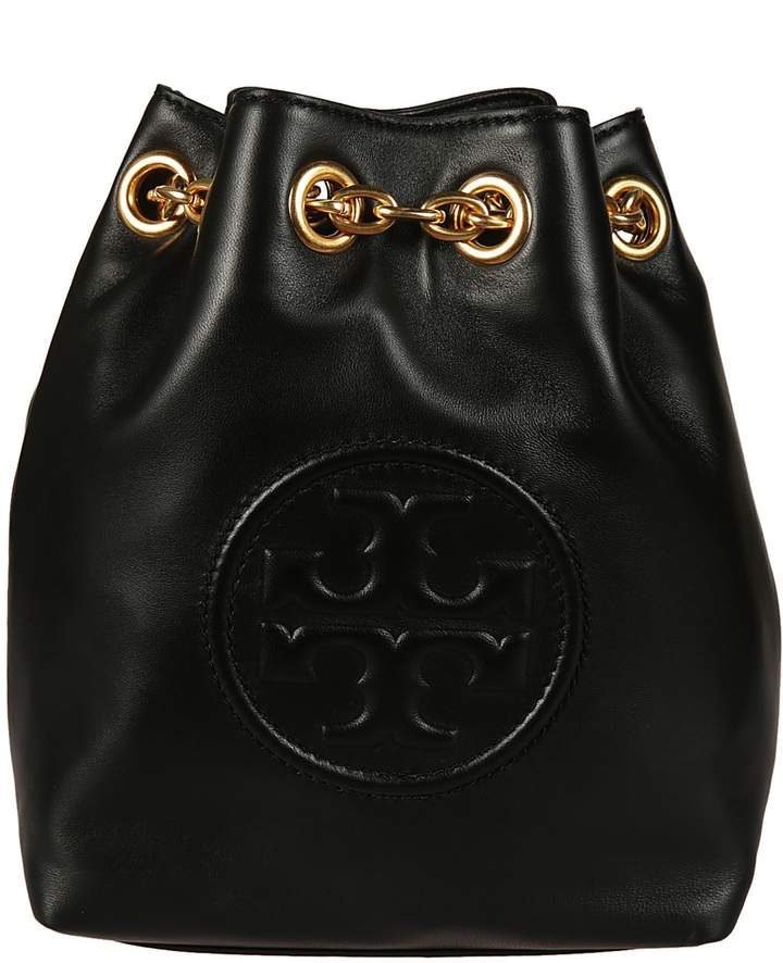 Tory Burch Mini Zaino Backpack - BLACK - STYLE