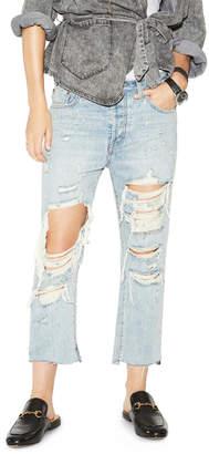 One Teaspoon Hooligans Denim Jeans