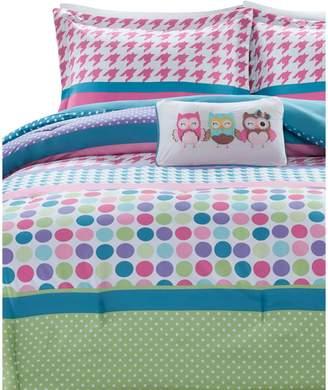 Mizone Katie 4-Piece Printed Comforter Set