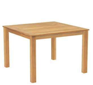 Lulu & Georgia Kingsley Bate Wainscott Indoor/Outdoor Square Dining Table