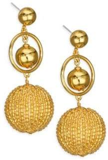 Kate Spade Beads and Baubles Drop Earrings