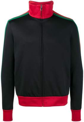 Gucci 'modern future' track jacket