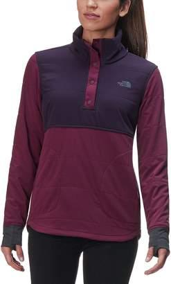 The North Face Mountain 1/4-Snap Sweatshirt - Women's