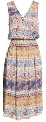 O'Neill Keena Midi Dress