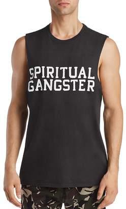 Spiritual Gangster Varsity Muscle Tank