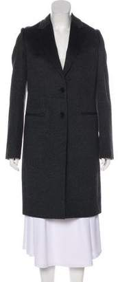 Joseph Wool and Cashmere Long Coat