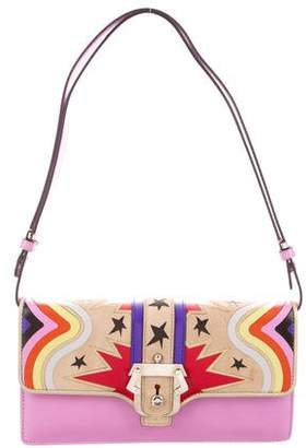 Paula Cademartori Tatiana Intarsio Big Bang Bag