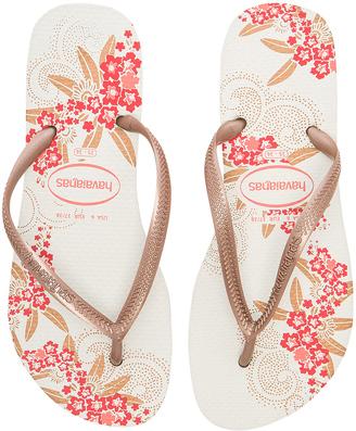 Havaianas Slim Organic Sandal $28 thestylecure.com