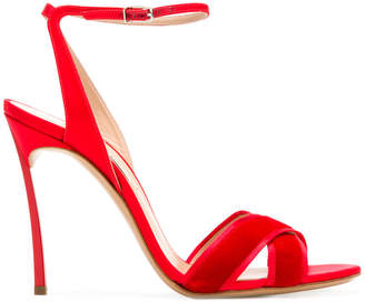 Casadei stiletto-heel sandals