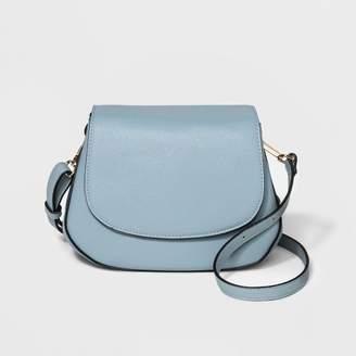 A New Day Everyday Essentials Saddle Crossbody Bag