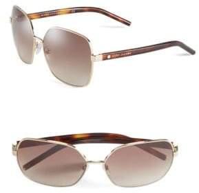 Marc Jacobs 61MM Square Sunglasses