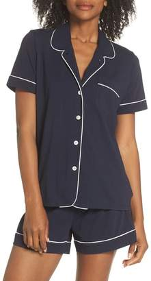 J.Crew Short Sleeve Knit Pajamas