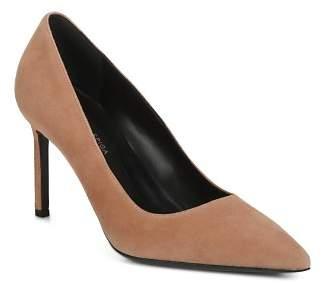 Via Spiga Women's Nikole Suede Pointed Toe High-Heel Pumps