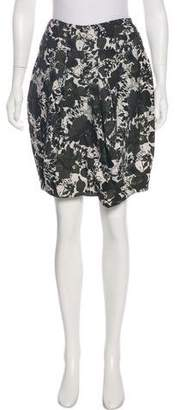 Marni Printed Knee-Length Skirt