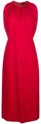 Derek Lam sleeveless flared midi dress