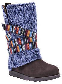 Muk Luks Mid Calf Boots - Nikki