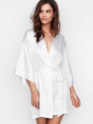Very Sexy Short Satin Kimono