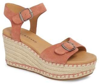 Lucky Brand Naveah III Espadrille Wedge Sandal (Women)