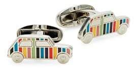 Paul Smith Striped Car Cufflinks