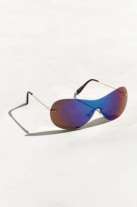 Urban Outfitters '80s Sport Runner Sunglasses