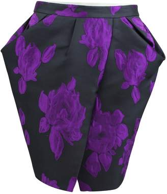 Vera Wang Multicolour Polyester Skirts