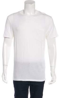 AllSaints Apollo Scoop Neck T-Shirt