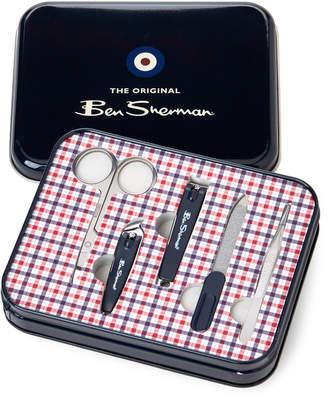 Ben Sherman 6-Piece Nail Grooming Set