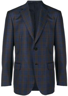 Brioni classic single-breasted blazer