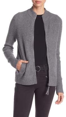 360 Cashmere Maya Knit Cashmere Jacket