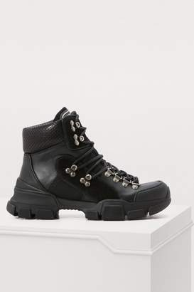 Gucci Flashtrek high sneakers