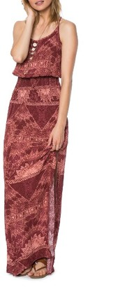 Women's O'Neill Kravitz Maxi Dress $59.50 thestylecure.com