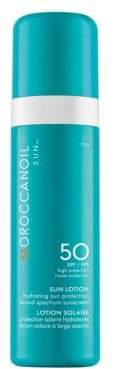 Moroccanoil Sun Lotion SPF 50 Hydrating Sun Protection Broad Spectrum Sunscreen/5 oz.