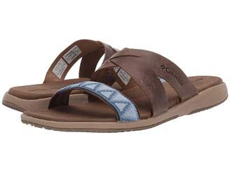 e9511cf78a3e Columbia Leather Women s Sandals - ShopStyle
