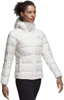 adidas Outdoor Women's Outdoor Helionic Hooded Down Jacket